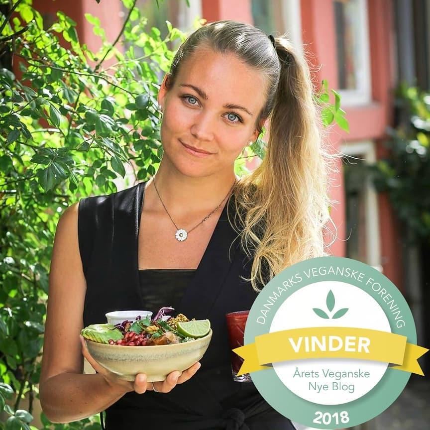 årets veganske priser, årets veganske nye blog