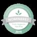 årets veganske nye blog, danmarks veganske forening, dvf, årets veganske priser, nomineret