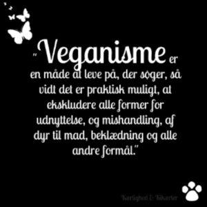 veganisme, go vegan, vegansk
