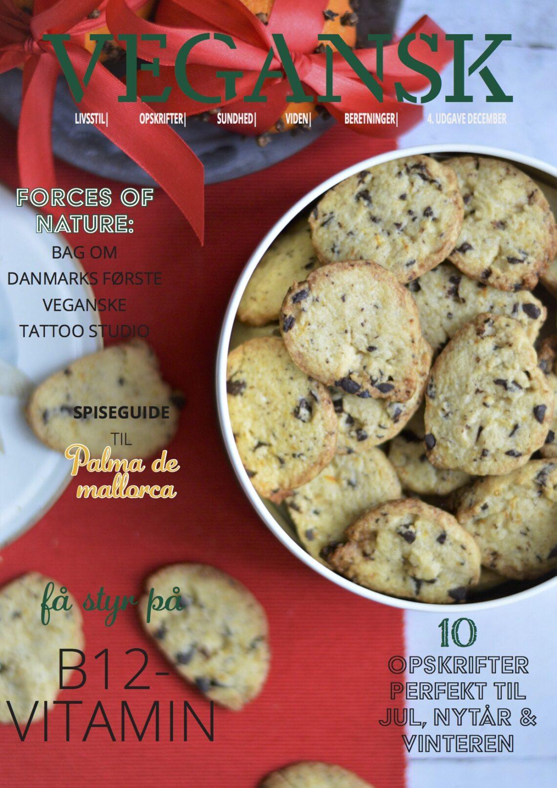 magasinet vegansk, mad med medfølelse, vegansk artikel