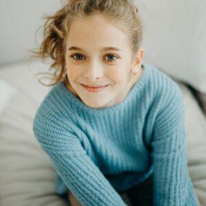 Tankefeltterapi til børn, behandling af børn, børn og angst