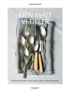 Den mad vi deler, Asta Just Schack, vegansk bog
