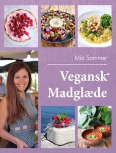 Mia Sommer, vegansk madglæde, vegansk kogebog