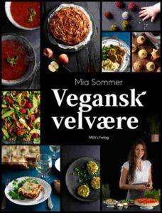 Mia Sommer, Vegansk velvære, vegansk kogebog
