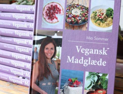 Mia sommer, Vegansk Madglæde, Plantebaseret kost